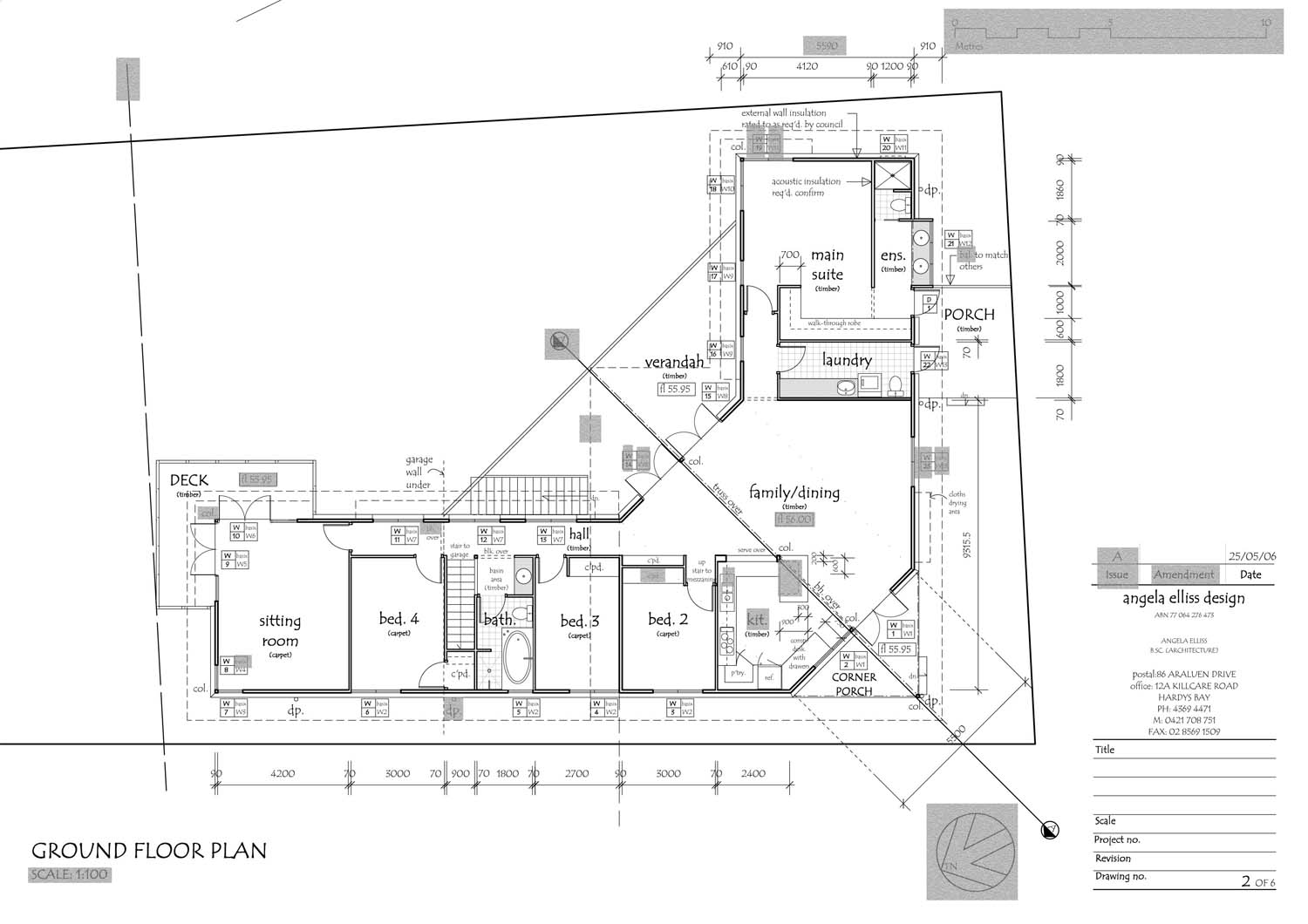 How to read house construction plans House layout design