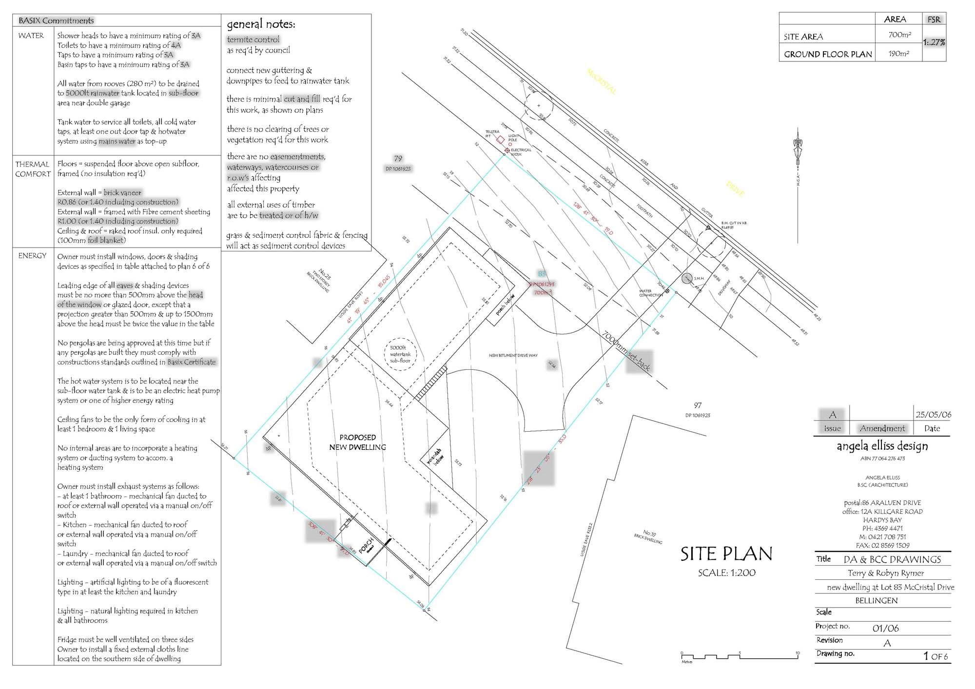 Learn how to read site plans page 2 Site plan design