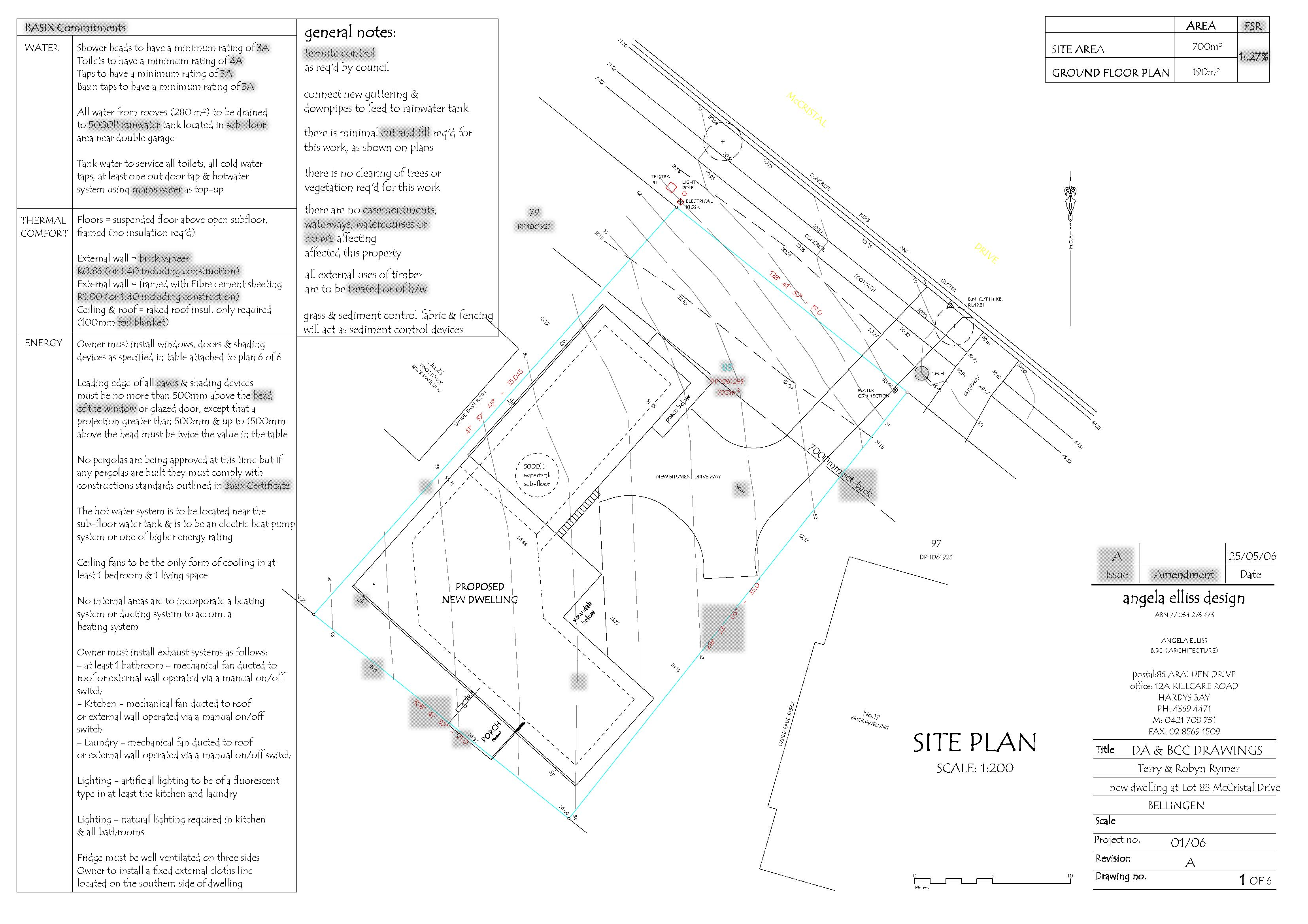 Learn how to read site plans for How to read construction blueprints