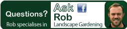 Ask landscaping & gardening questions on Facebook