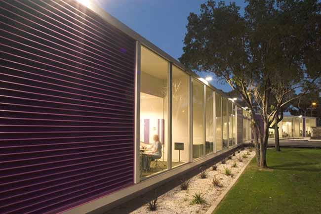 homes with corrugated metal walls exterior wall finishes