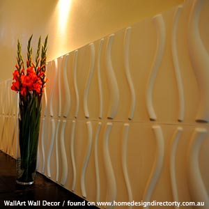 3d wall linings wallart wall decor wall feature
