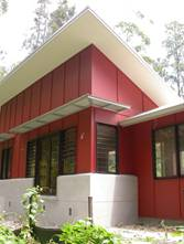fibre cement cladding