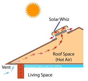 Solar Whiz extraction principal