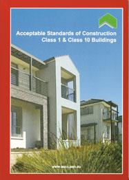 Acceptable Standards of Domestic Construction