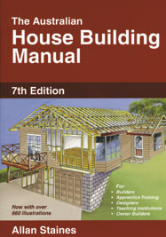 Australian House Building Manual
