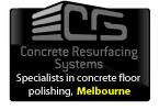 Melbourne concrete & stone polishing