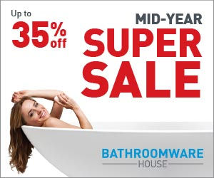 Bathroomware House May Sale