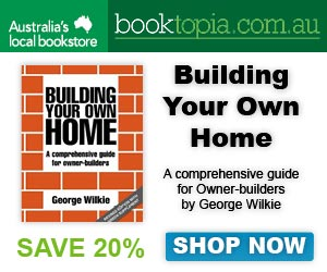 Book: Building your own Home by George Wilkie