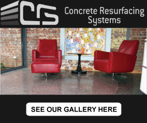 Concrete Resurfacing Systems (Melbourne)