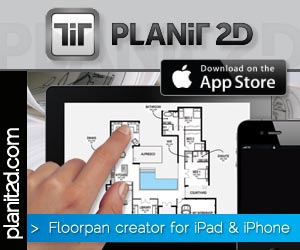 Use your iPad or iPhone to produce house plans like a pro