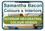 Samantha Bacon Colours: Interior Decorating