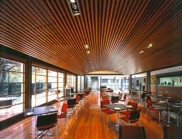 Timber Ceiling created by Cedar Sales