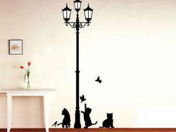 Wall Decal by Crockers Paint and Wall Specialists
