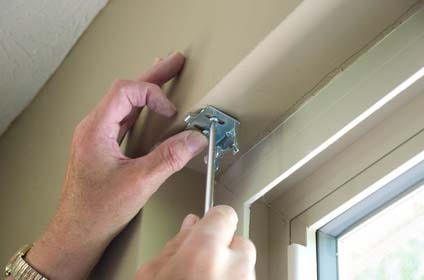 Blinds a diy project you can do this weekend Home decorators blinds installation
