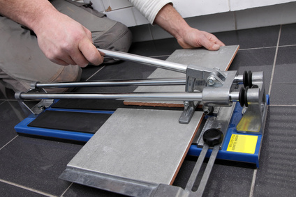 tile cutting tool
