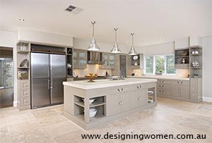Tiled Kitchen Splashback   Designing Women