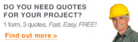 Get 3 obligation free quotes