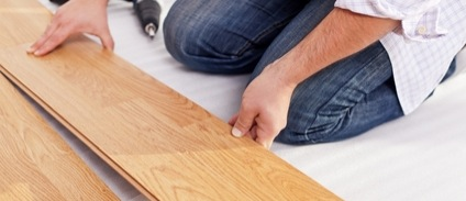 lay the floorboards