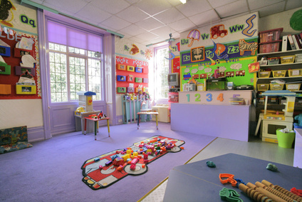 Interior Design Kids Room on Child Will Quickly Outgrow This Play Area As Well