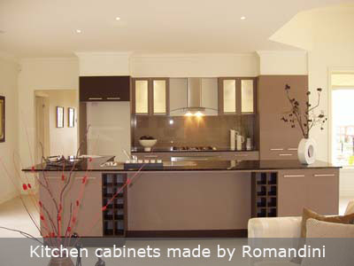Kitchen by Romandini Cabinets - Mornington Peninsula