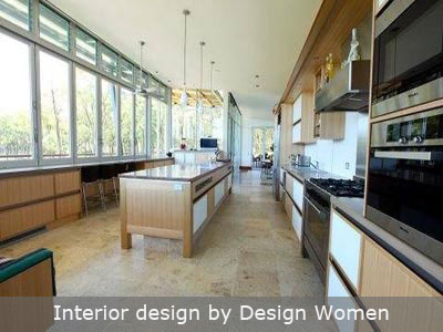 Timber Kitchen by Designing Women