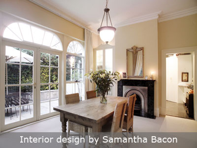 Samantha Bacon Colours & Interior Design, NSW