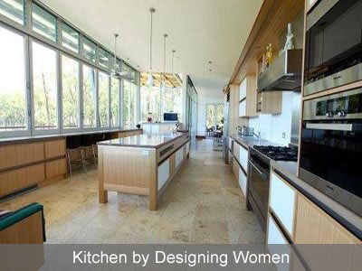 Designing Women Timber Kitchen
