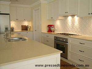 Splashback by Pressed Tin Panels - Sydney