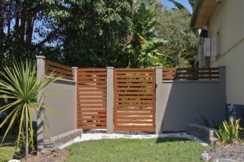 Residential Boundary Wall Design