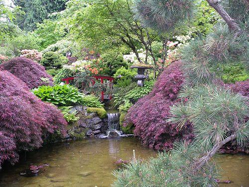 Japanese U0026 Chinese Gardens