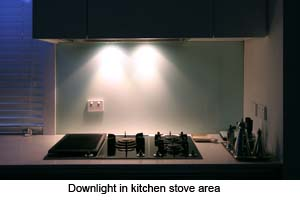 over stove lighting. artificial light over stove lighting t
