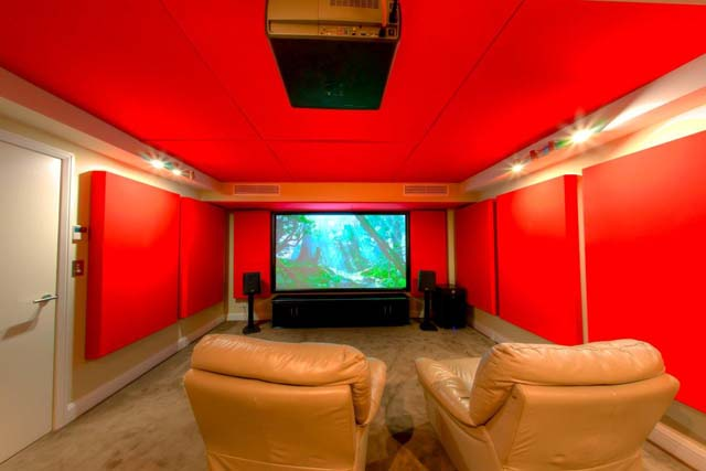 Overview - The Ultimate Man Cave