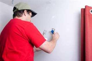 Diy Internal Wall Repairs