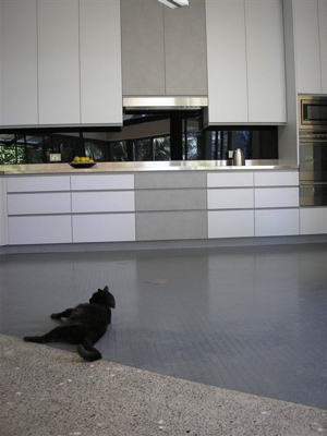 Rubber Flooring Examples