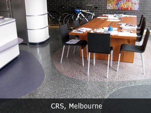 new polished concrete resurfacing systems melbourne vic