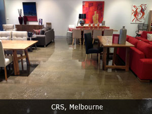 very new polished concrete resurfacing systems melbourne vic