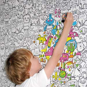 colour in wallpaper example 3