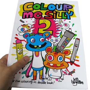 colour me silly