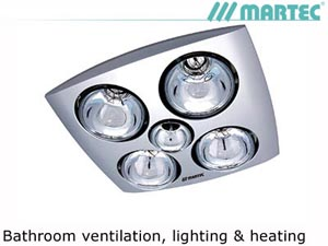 Bathroom Lighting Cost Efficient Heating