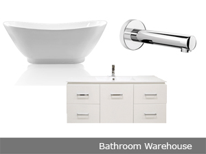 bathroom warehouse supplies