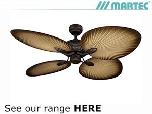 Martec Modern Ceiling Fan Example 2