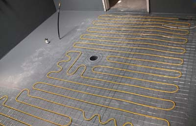 Diy Underfloor Heating Tips