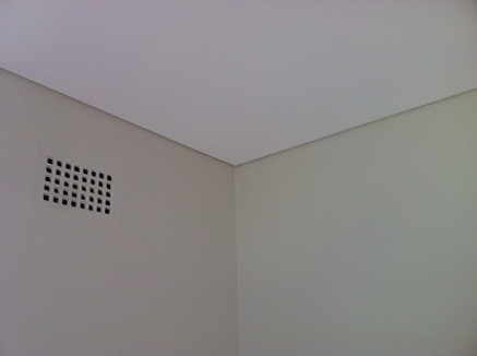 Wall And Ceiling Junctions