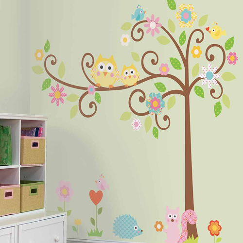Perfect Beautiful Wall Stickers For Kids Rooms Contemporary Bathroom Part 19