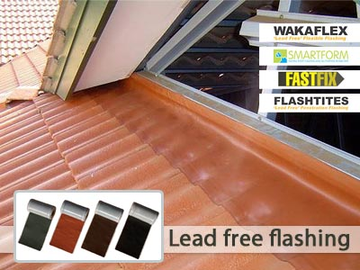 Lead free flashing products from Evo Building Products