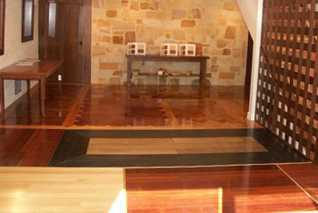 The Floor Guys - Servicing Sydney, the Central Coast & Newcastle - timber floor lounge room
