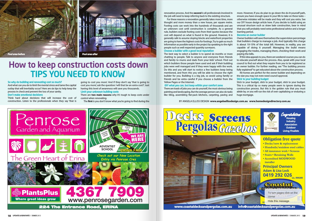 The home design directory in the press for Home design directory